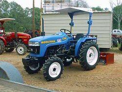 Worktrak L284 MFWD - 2006