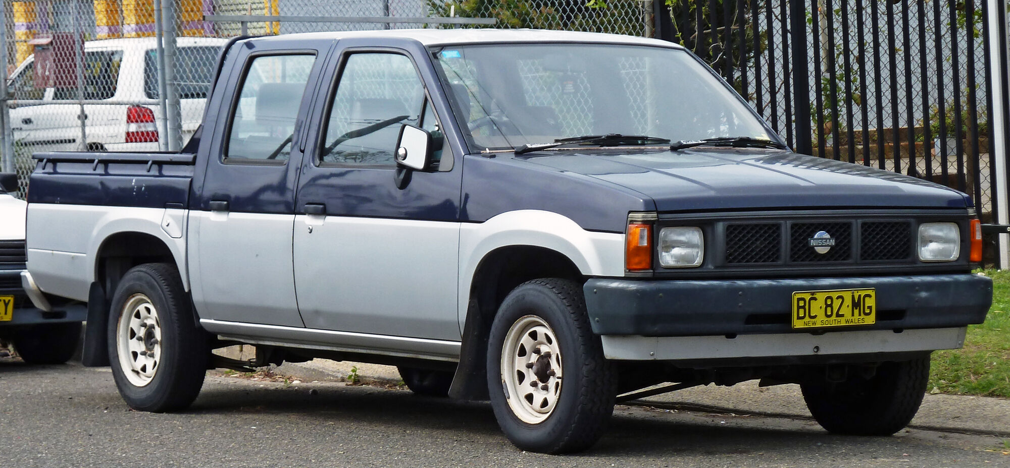 Nissan Hardbody Truck | Tractor & Construction Plant Wiki