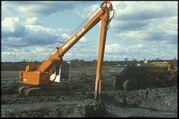 A 1990s Priestman Brothers RB VC15 Excavator Diesel