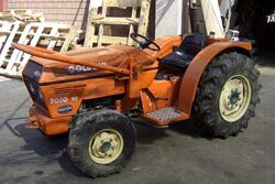 Goldoni 3050 DT MFWD