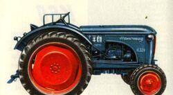 Hanomag R 324