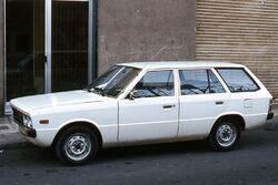 Hyundai Pony Estate Tenerife