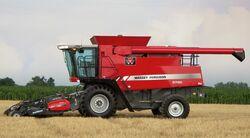 MF 9790 combine - 2007