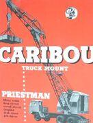 Priestman Caribou cranetruck