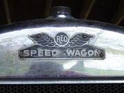 REO Speedwagon Badge