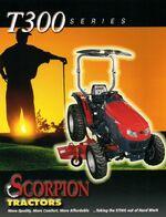 Scorpion T330 HST MFWD