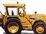 Volvo BM 646 backhoe