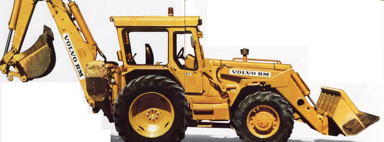 Volvo BM 646 backhoe | Tractor & Construction Plant Wiki | FANDOM powered by Wikia