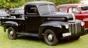 1946 Ford V8 Pickup DSY635