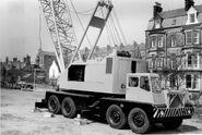 1960s Coles Conqueror Cranetruck