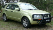 2004-2005 Ford Territory (SX) Ghia wagon 01