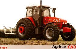 Agrinar T 150-4 MFWD brochure