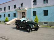 Albanian Army GAZ