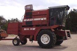 Araus 510 XR combine - 1992