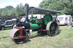Aveling & Porter no. 10017 - RR - Naiad - FX 8388 at Bill Targett Rally 2011 - IMG 4608