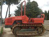Goldoni C75 V crawler