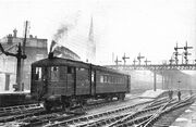 LNER Sentinel-Cammell steam rail-car (CJ Allen, Steel Highway, 1928)