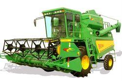 Shifeng 3688 (4LZ-3) combine - 2016