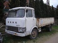 1970s EBRO D150 Diesel Lorry