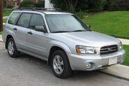 2003-2005 Subaru Forester XS