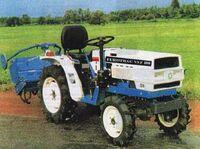 Eurotrac VST 180 MFWD-2001