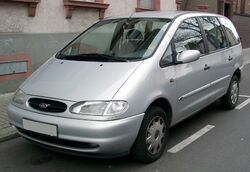Ford Galaxy front 20080331
