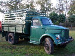 Samochod (GAZ) Lublin-51