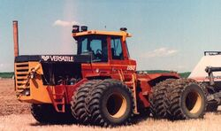 Versatile 1150 4WD