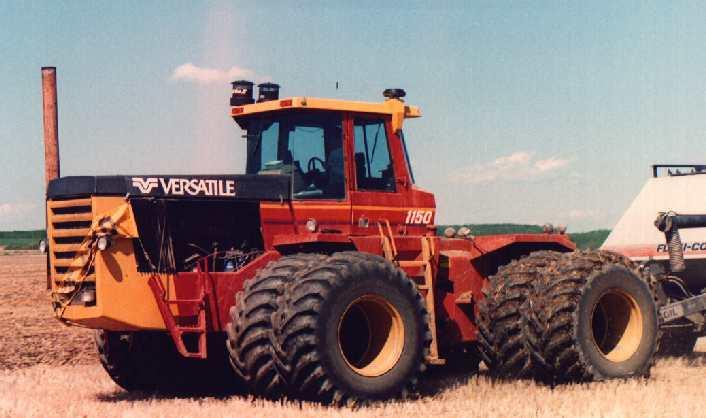 Versatile 1150 | Tractor & Construction Plant Wiki | FANDOM