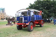 AEC Matador - 24 RNM with Harvey Frost crane at Old Warden 09 - IMG 0316