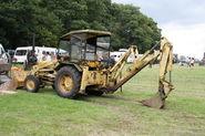 A 1970s Whitlock Digger Loader Diesel Netley Show Marsh 2011