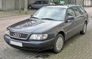Audi A6 Avant front-1