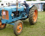 Fordson Major XNV 540 at Rushden 08 - P5010264