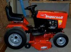 Ingersoll 316 LGT - 2003