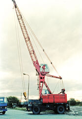 JONES 565HLB Harbourcrane