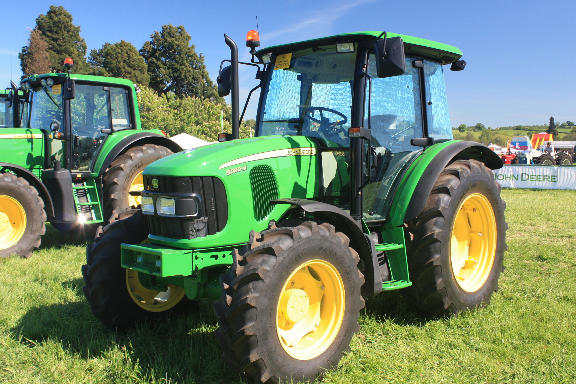 John Deere 5080 M | Tractor & Construction Plant Wiki