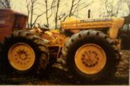 Northrop 5004 4WD Tractor Diesel