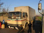 1980s EBRO M125 Diesel Lorry