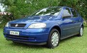 1998-2004 Holden TS Astra City 5-door hatchback 01