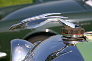 Austin Seven Swallow 1931 ornament