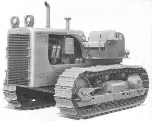 International TD-18 Series 182 1958
