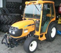 LS R36 HST (Rio) MFWD (yellow)-2007