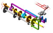 Manual transmission clutch Reverse gear