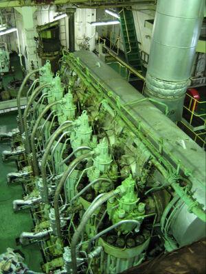 Cb on Gm Vortec 4200 Engine
