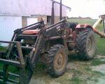 MeMo M751A MFWD w loader
