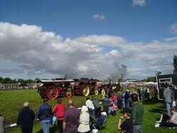 Steam Haulage demo-Driffield-P8100586