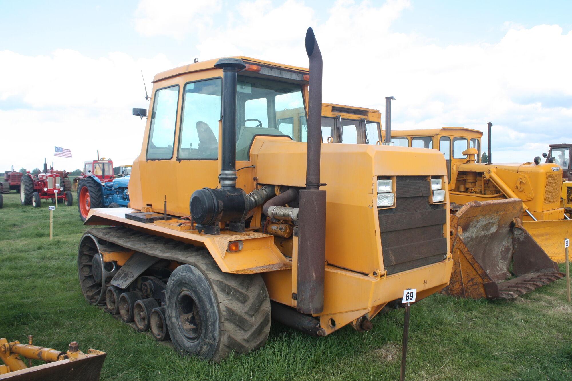 Waltanna | Tractor & Construction Plant Wiki | FANDOM ...