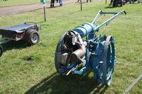 British Holder Tractor sn T154 at Barleylands 2011 - IMG 6289