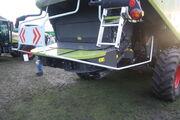 Claas Lexion combine straw chopper - IMG 4727