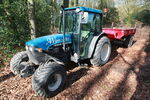 Ford New Holland TN 75 F
